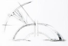 Annunciazione 2015 cm 76x56 tecnica mista su carta